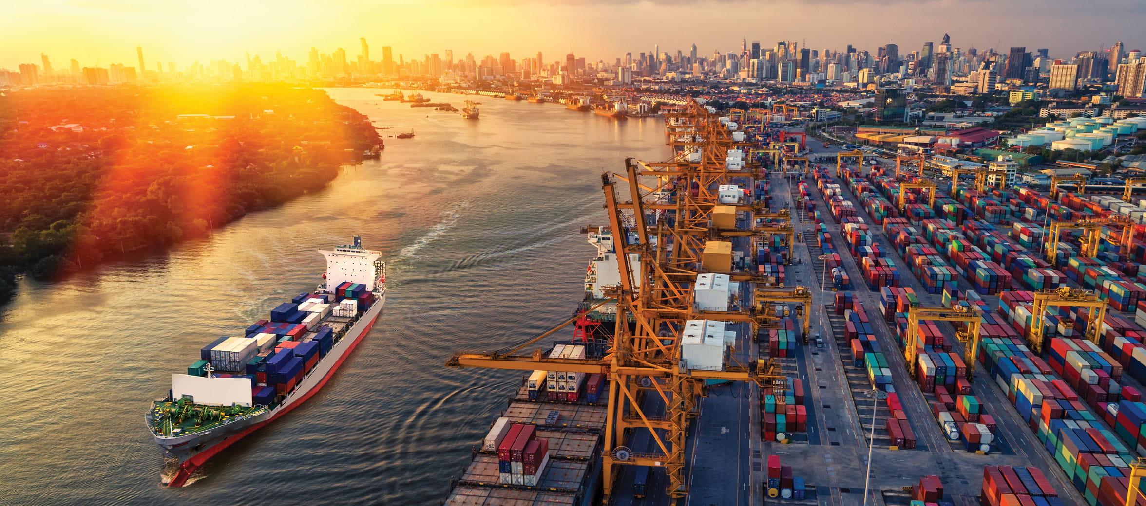 Ports and Intermodal