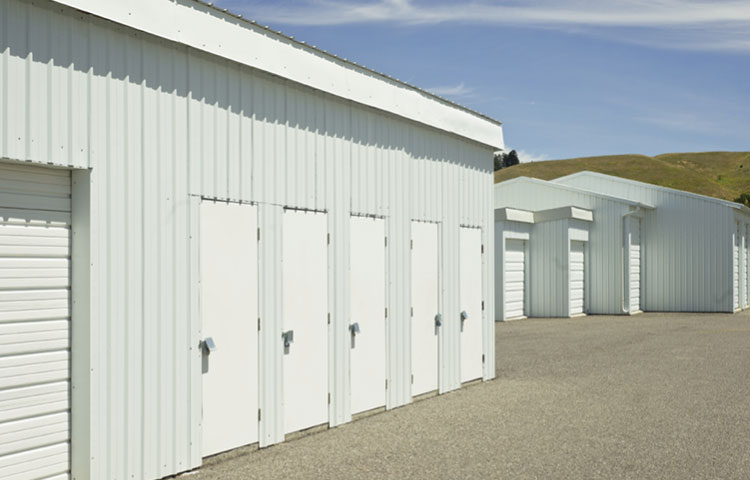 Valuation for Self Storage