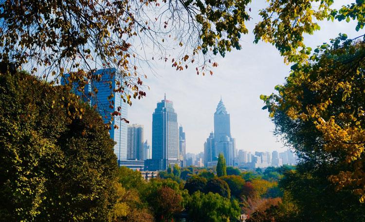 Urumqi China (image)