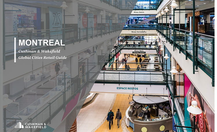 Montreal Retail Guide