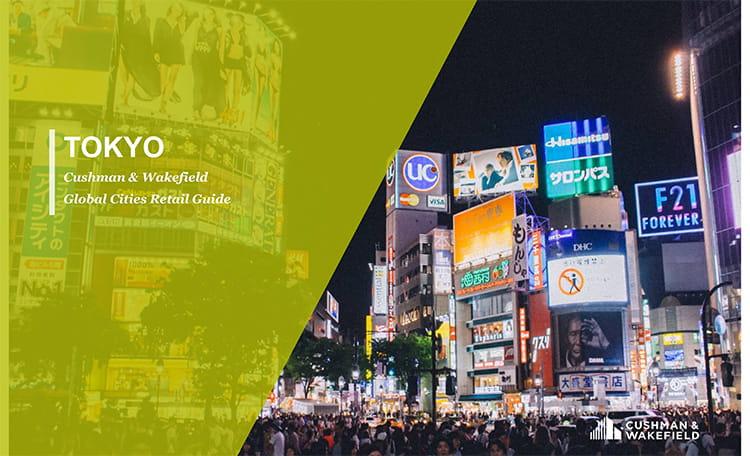 Tokyo Retail Guide
