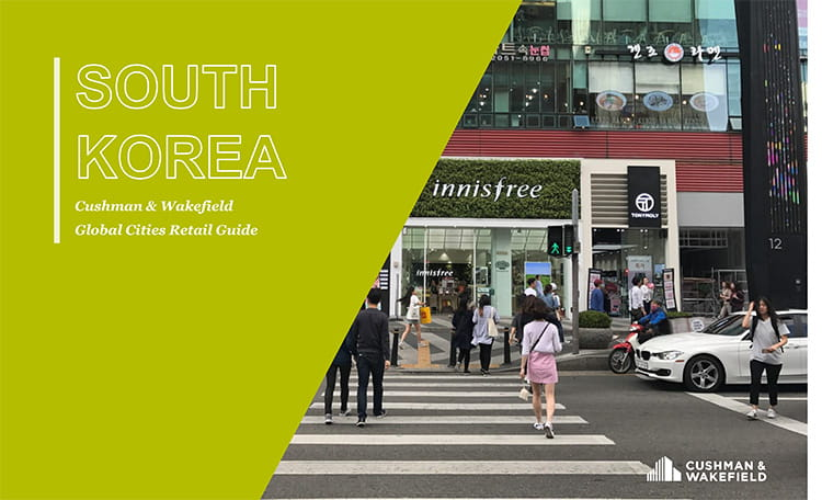 South Korea Retail Guide