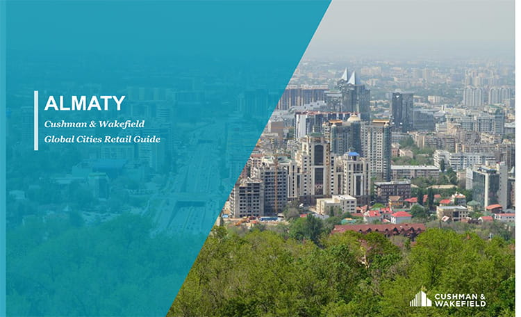 Almaty Retail Guide