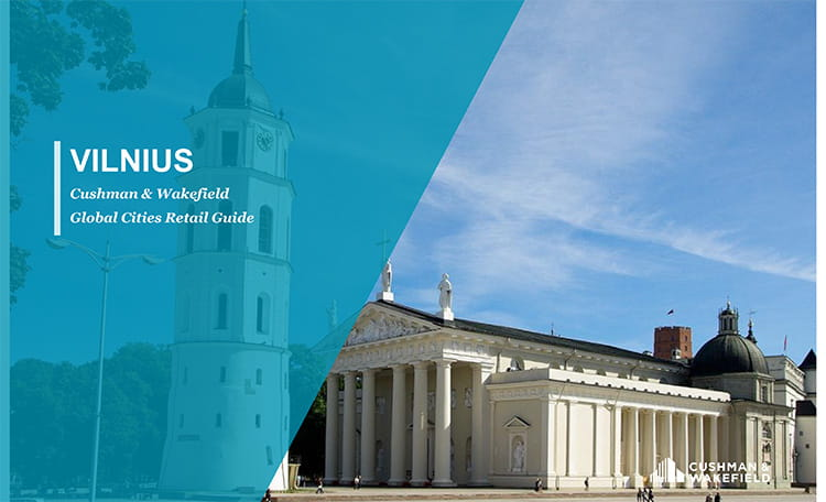 Vilnius Retail Guide