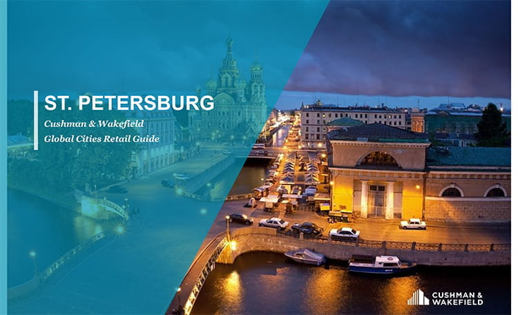 St. Petersburg Retail Guide