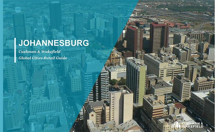 Johannesburg Retail Guide
