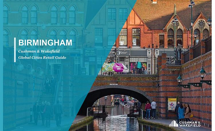 Birmingham Retail Guide