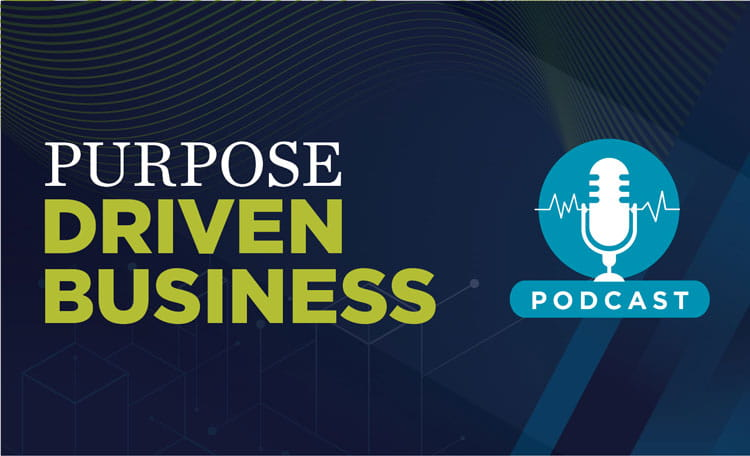 Purpose Driven Business Podcast (image)