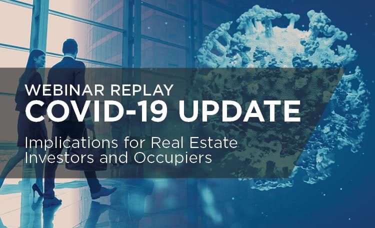 COVID-19 Webinar Replay (image)