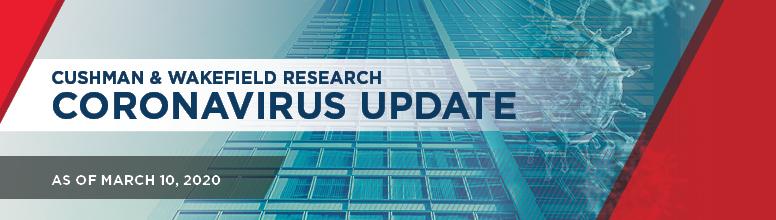 coronavirus update banner (image)