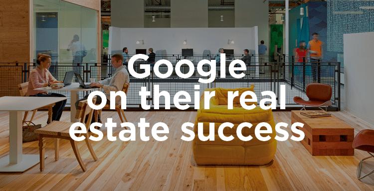 Google real estate success (image)
