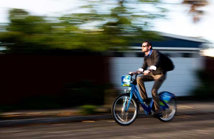 bike rider (image)