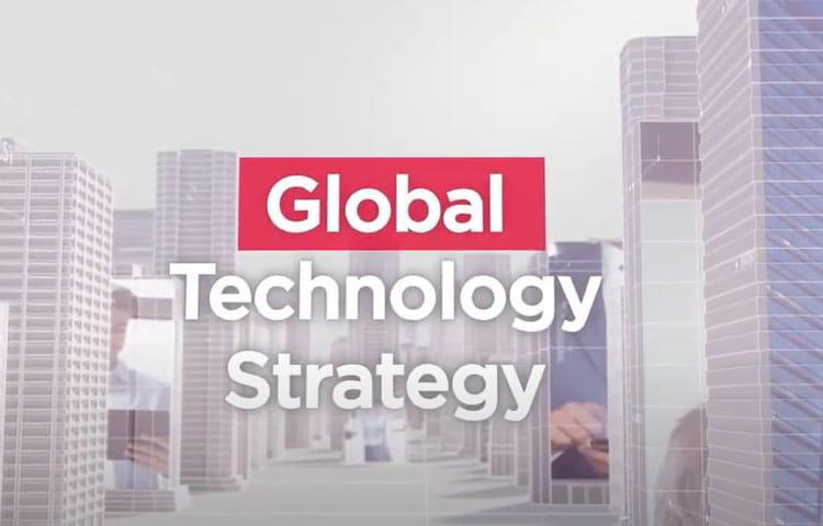 global technology strategy (image)