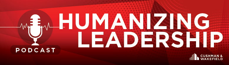 Humanizing Leadership Podcast (image)