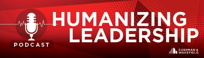 Humanizing Leadership Podcast (image)