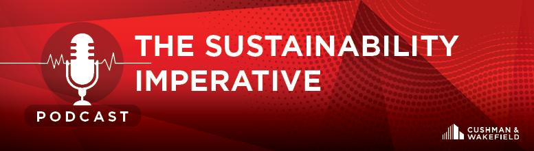 The Sustainability Imperative