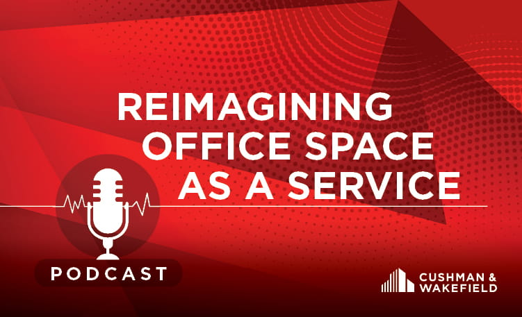Reimagining Office Space as a Service