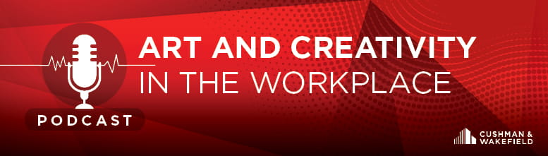 Art and Creativity in the Workplace (image)
