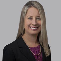 Christy Loebach CFO (image)