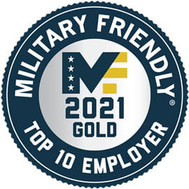 Military Friendly 2021 (image)
