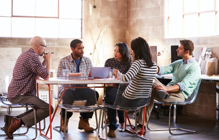 Employees Meeting