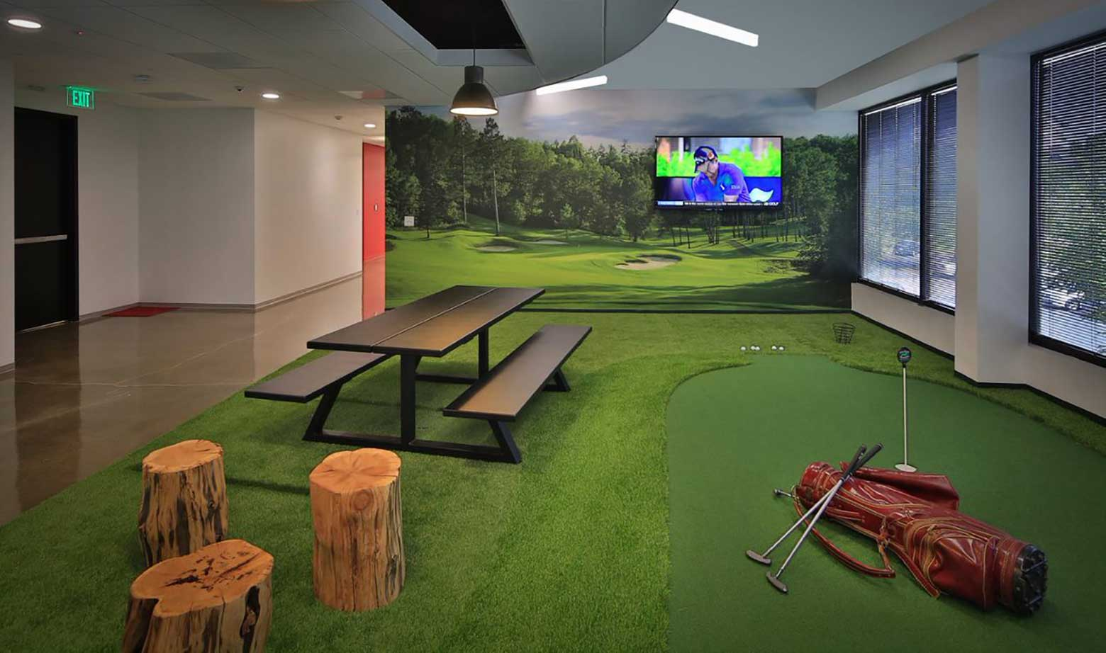 Avaya Golf Area (image)