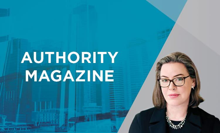 Authority Magazine Article Despina (image)