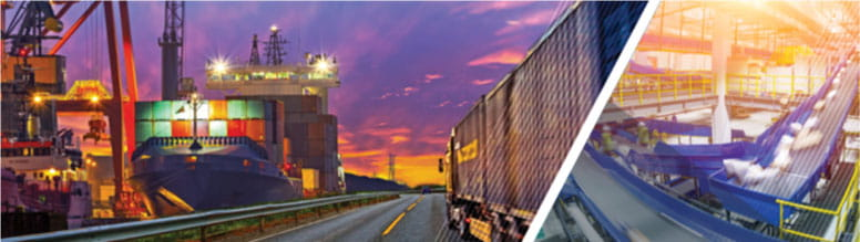 supply chain banner (image)