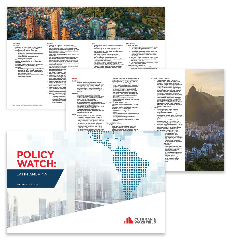LATAM Policy Tracker