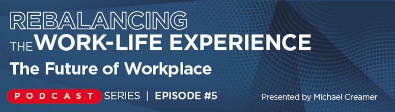 future of workplace podcast banner (image)