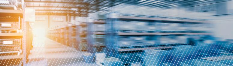 Industrial Warehouse Checklist Banner (image)